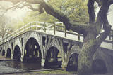 The Footbridge in Corolla  North Carolina is on the National Register of Historic Places
