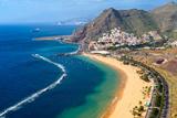 Playa De Las Teresitas  Tenerife  Canary Islands