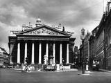 Royal Exchange 1940s