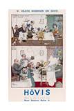 Heath Robinson Hovis Advertisement