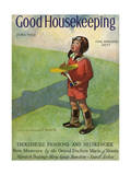 Good Housekeeping Front Cover June 1932