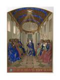 Pentecost  Fouquet