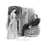 Holmes and Mrs St Clair