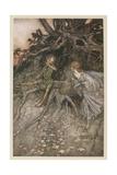 Shakespeare  Puck  Fairy
