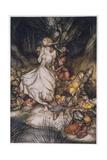 Illustration to Goblin Market