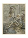 Lancelot Kills Dragon