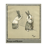 Humpty and Dumpty the Rabbits Lose their Way