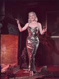 Glitzy Dress 1950s