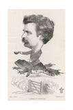 Mark Twain  Riding Frog