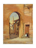 Gateway at Siena