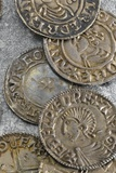 Silver Pennies of Aethelred  978-1016