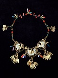 Mrs Mucha's Necklace  1906