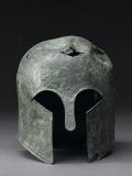 Corinthian Helmet  650-500 BC