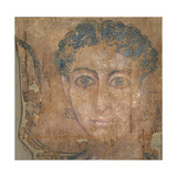 Head of a Young Woman  C100-300