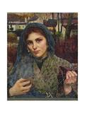 The Dreamer  1887