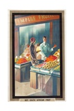 Buy South African Fruit  from the Series 'Empire Buying Makes Busy Factories'  1930