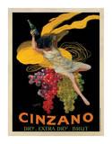 Cinzano, 1920 Giclée par Leonetto Cappiello
