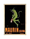 Maurin Quina, vers 1906 Giclée par Leonetto Cappiello