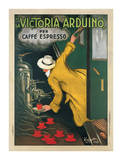 Victoria Arduino, 1922 Giclée par Leonetto Cappiello