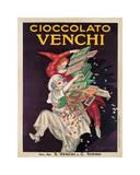 Cioccolato Venchi Giclée par Leonetto Cappiello
