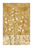 Blossoms in Gold II