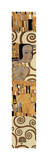 Collage Panel III Giclée par Gustav Klimt
