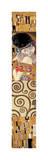 Collage Panel II Giclée par Gustav Klimt