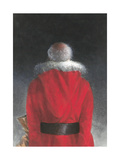 Man in Red Coat (Back View)  2004