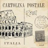 Postcard Sketches IV