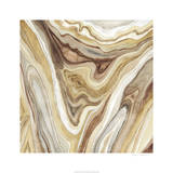Watercolor Agate I
