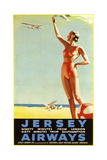 Jersey Airways Great Britain