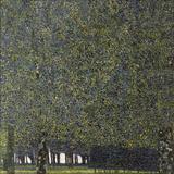 Klimt, the Park Giclée