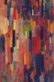 Mme Kupka among Verticals Giclée par Frantisek Kupka