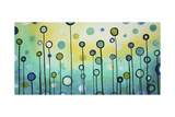 Lollipop Field Giclée par Megan Aroon Duncanson
