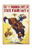 Rodeo State Fair Roan