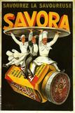 Savora Waiters Giclée