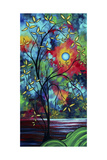 Under the Light of the Blue Moon II Giclée par Megan Aroon Duncanson