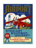 Airport Bourbon Whiskey Giclée