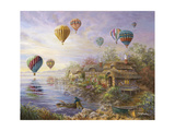 Air Balloons over Cottageville