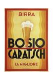 Birra Bosio Giclée