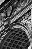 Arch at Washington Sq  NYC