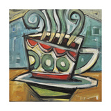 Coffee Cup 2 Giclée par Tim Nyberg