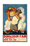 Donaldson State Fair Poster