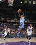 Denver Nuggets v Sacramento Kings