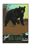 Huntbig Gamein Canada Grizzly