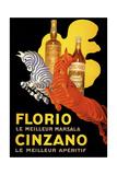Florio Cinzano Giclée