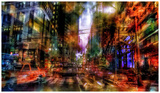 New York abstract