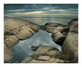 Edge of Time Reproduction d'art par Irene Suchocki