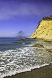 Haystack Rock  Cape Kiwanda  Oregon Coast  Pacific Ocean  Pacific Northwest