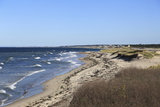 Town Neck Beach  Cape Cod Bay  Sandwich  Cape Cod  Massachusetts  New England  Usa